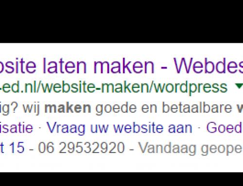 Wat is het verschil tussen zoekmachine optimalisatie en zoekmachine adverteren?