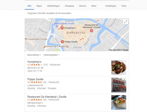 De online vindbaarheid van je website verbeteren met Google Places
