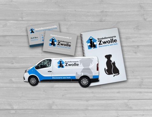 Stadsdierenarts Zwolle drukwerk