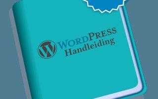 WordPress handleiding e-book download