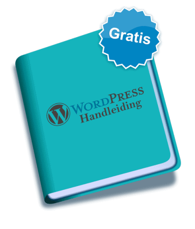 WordPress handleiding e-book download