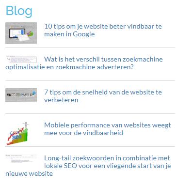 Wordpress hoe werken categorieën