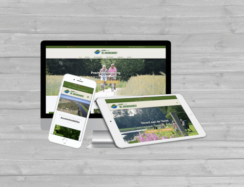 Nieuwe meertalige WordPress website voor Resort de Arendshorst Ommen