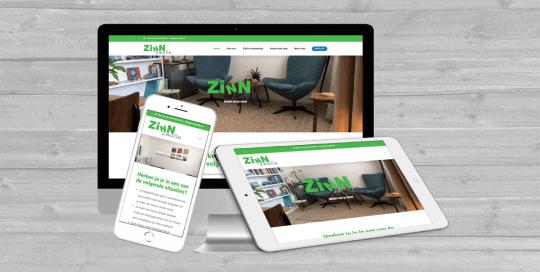 Zinn Zwolle coaching praktijk zwolle wordpress website