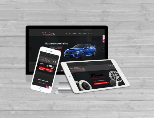 AR-Performance Gouda / Zoetermeer WordPress website en WooCommerce webshop