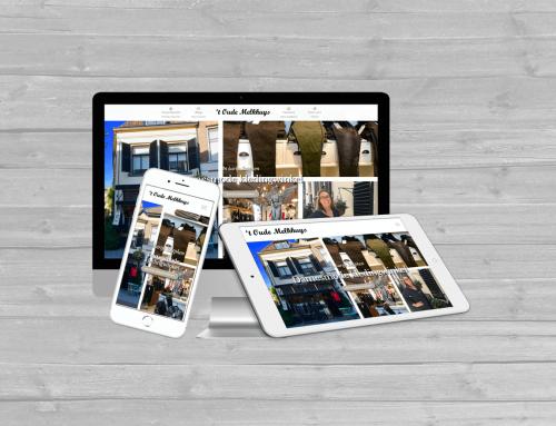 Nieuwe WordPress website voor t' oude melkhuys in Zutphen