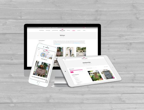Maatwerk aan WooCommerce webshop voor realloveweddings.nl uit Kampen