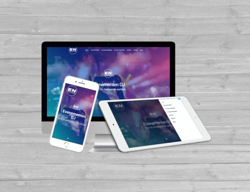 Nieuwe WordPress website voor DJ uit Kampen