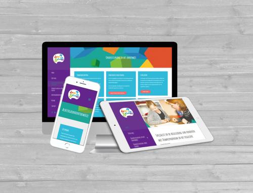 Nieuwe WordPress website voor Down2School