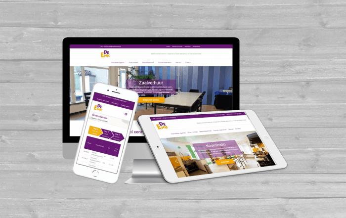 Professionele website redesign De Enk Zwolle