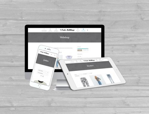 WooCommerce webshop 't Oude Melkhuys