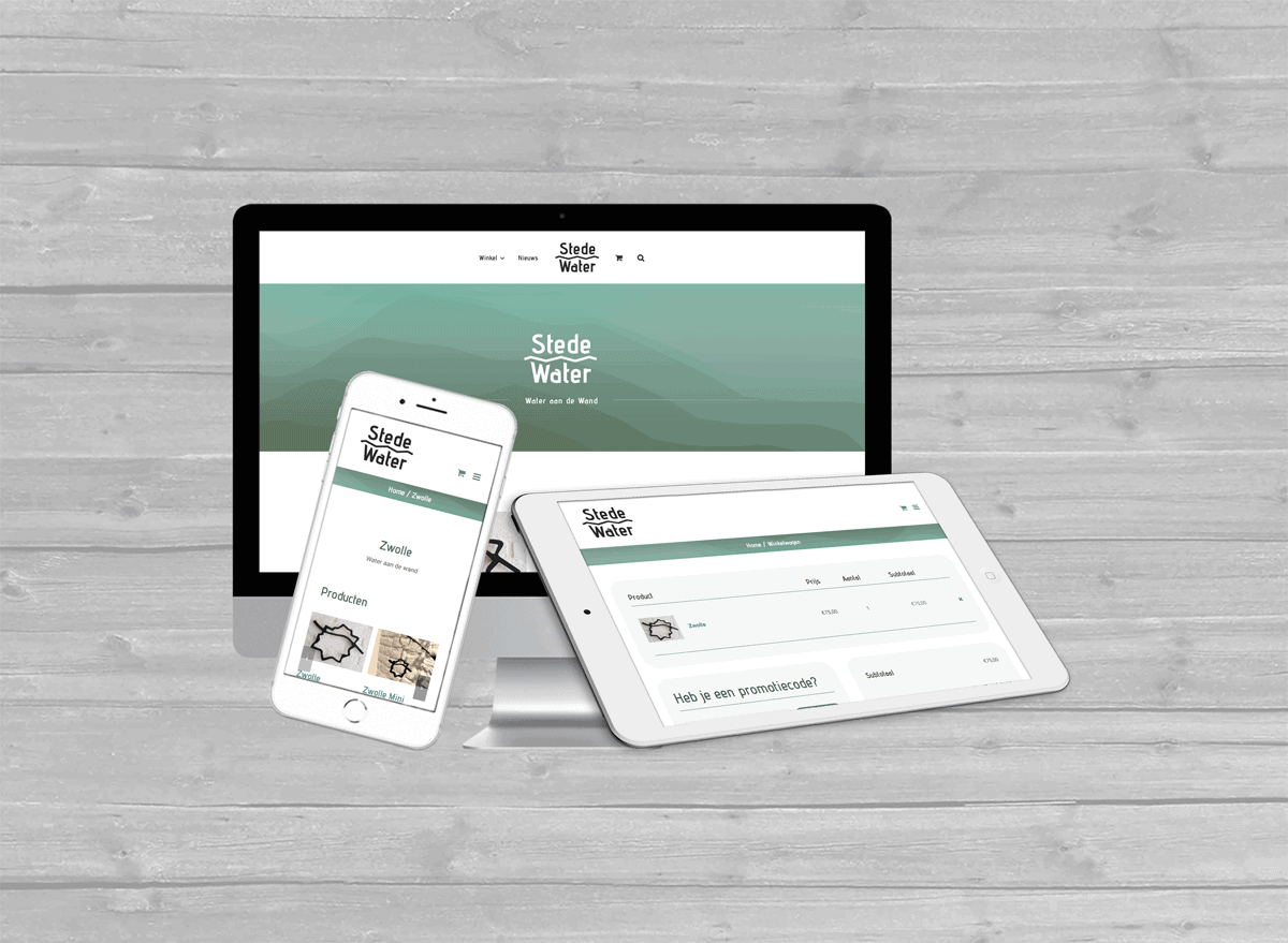 woocommerce website zwolle